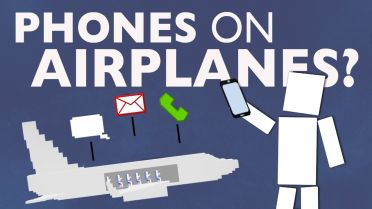 Airplane - Use of Mobile Phones