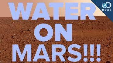 Mars - Water