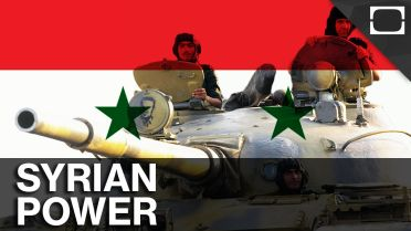 Syria - Military Power (2015)