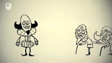 William Shakespeare - Language