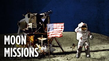 Space Exploration - The Moon