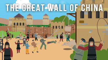 Great Wall of China - Facts