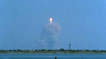 Apollo Space Program - Launch of Apollo 13