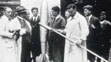 Wernher Von Braun - Early Career