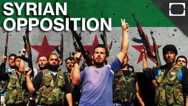 Syrian Civil War - Rebel Groups