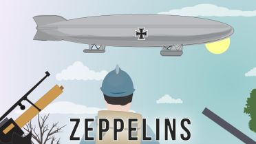 World War I - Zeppelins