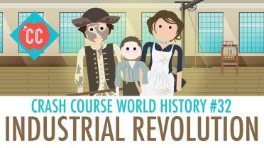Industrial Revolution - Interconnection of Developments