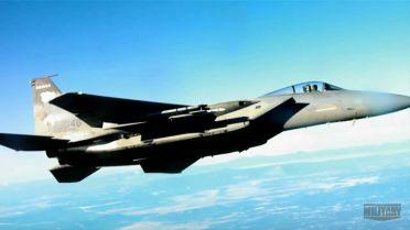 Mcdonnell Douglas F - 15 Eagle - Characteristics
