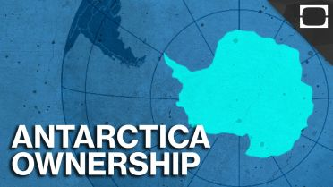 Antarctica - Land Ownership