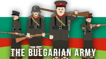World War I - Bulgarian Army