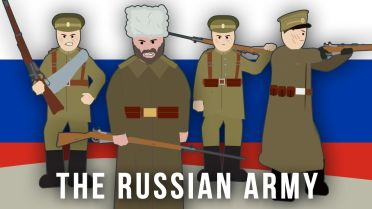 World War I - Russian Army