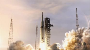 Orion (Spacecraft) - Space Launch System