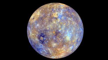 Mercury (Planet) - Polar Ice