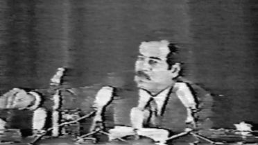 Saddam Hussein - 1979 Ba'ath Party Purge