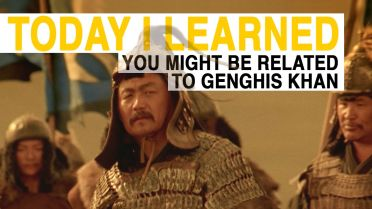 Genghis Khan - First Wife