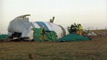 Lockerbie Disaster - Explosion