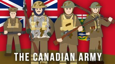 World War I - Canadian Army
