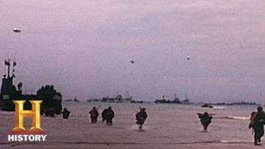 World War II - Normandy Landings