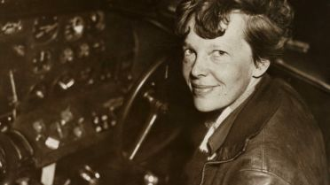 Amelia Earhart - World Flight in 1937