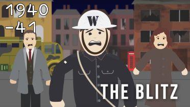 World War II - The Blitz