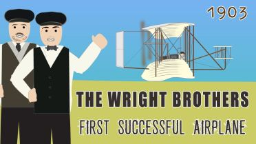 Wright Brothers - First Powered Flight