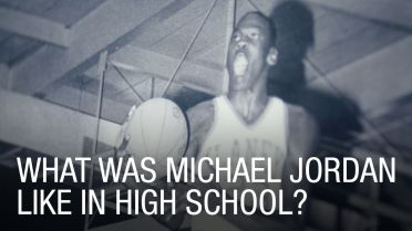 Michael Jordan - High School Years