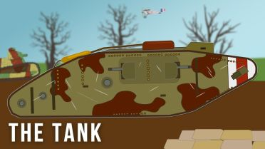 British Development of the Tank - Characteristics