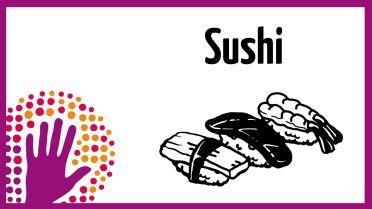 Sushi - Etiquette