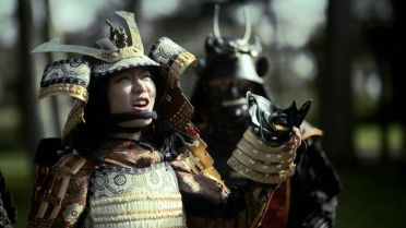 Tomoe Gozen - Battle of Shinohara