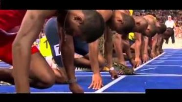 Usain Bolt V. Cheetah