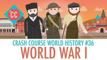 World War I - Russian Revolution and American Involvement