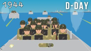 World War II - D-Day