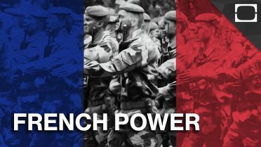 France - Economy and Military Power (2015)