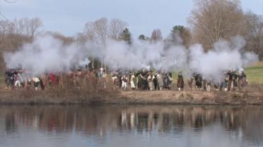 Battles of Lexington and Concord - Timeline