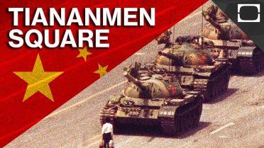 Tiananmen Square Protests - Timeline