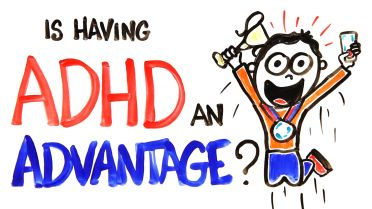 ADHD - Advantages