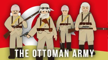 World War I - Ottoman Army