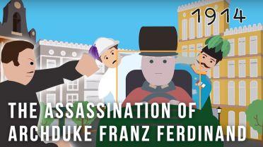 World War I - Assassination of Archduke Franz Ferdinand of Austria