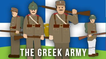 World War I - Greek Army