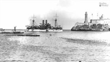 USS Maine (ACR-1) - Facts
