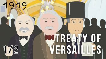 Treaty of Versailles - Aims of the Big Three