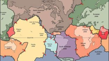 Earth - Tectonic Plates