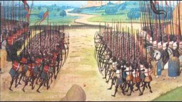 Hundred Years' War - Battle of Agincourt