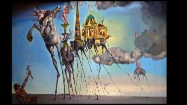 The Temptation of St. Anthony (Dalí)