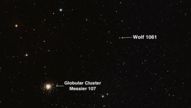 Wolf 1061c