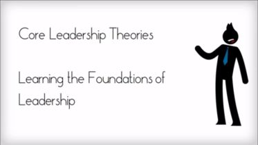 Leadership - Core Theories