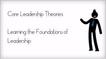 Leadership - Core Theories