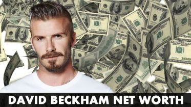 David Beckham - Net Worth
