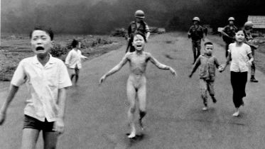 Vietnam War - Napalm Girl
