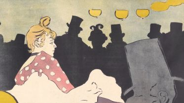 Moulin Rouge: La Goulue (Lautrec)